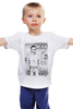 """Детская футболка классическая унисекс """"The Walking Dead"""" - зомби, ходячие мертвецы, the walking dead, ходячиемертвецы"""