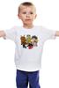 """Детская футболка """"Звёздные войны – Новый год"""" - happy new year, новый год, winter, зима, дом, семья, снег, 2014, барашек, star wars"""