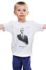 """Детская футболка """"Skyfall"""" - 007, james bond, дэниэл крэйг, skyfall, скайфолл"""