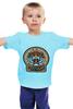 """Детская футболка """"Тигры"""" - тигр, поло, тигры, плавание, water polo, водное поло, плаванье, водное, tigers"""