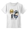"""Детская футболка классическая унисекс """"аниме II"""""""