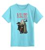 """Детская футболка классическая унисекс """"Веселый викинг"""" - vikings, викинг, мульт, путь воина, юмор"""