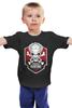 """Детская футболка классическая унисекс """"Хищник """" - predator"""
