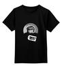 """Детская футболка классическая унисекс """"James Dean Джеймс Дин"""" - стиль, легенда, джеймс дин, james dean, бунтарь"""