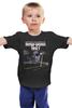 "Детская футболка классическая унисекс ""Escape from New York / Побег из Нью Йорка"" - афиша, kinoart, курт рассел, побег из нью-йорка, escape from new york"