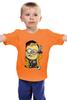 """Детская футболка """"Джесси Пинкман"""" - во все тяжкие, breaking bad, миньон, гадкий я, despicable me, minion, джесси пинкман"""