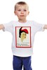 """Детская футболка классическая унисекс """"Elsa Schiaparelli"""" - арт, fashion, модельер, elsa schiaparelli, эльза скиапарелли, прет-а-порте"""