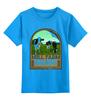 """Детская футболка классическая унисекс """"Органик"""" - organic, farming, milk farm, органическое сельское хозяйство, cows"""