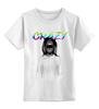 """Детская футболка классическая унисекс """"Crazy-сумасшедший"""""""