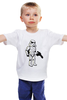 """Детская футболка классическая унисекс """"Star Wars - Штурмовик"""" - симпсоны, star wars, звездные войны, штурмовик, имперцы"""
