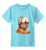 """Детская футболка классическая унисекс """"Путин """" - москва, россия, путин, президент, кремль"""