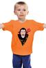"""Детская футболка классическая унисекс """"Dracula"""""""