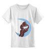 """Детская футболка классическая унисекс """"Колыбельная"""" - арт, авторские майки"""