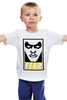 """Детская футболка классическая унисекс """"Таал Синестро (Thaal Sinestro)"""" - fear, obey, dc, синестро, sinestro"""