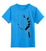 "Детская футболка классическая унисекс ""Рик и морти"" - rick and morty, adult swim, рик и морти"
