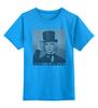 """Детская футболка классическая унисекс """"Brigitte Bardot"""" - винтаж, брижит бардо, brigitte bardot"""