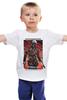 """Детская футболка """"Terminator"""" - робот, шварценеггер, терминатор, terminator, schwarzenegger"""