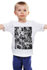 """Детская футболка """"Хард-рок"""" - kiss, хард-рок, кисс"""