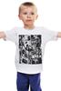 "Детская футболка классическая унисекс ""Хард-рок"" - kiss, хард-рок, кисс"