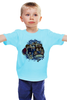 "Детская футболка классическая унисекс ""Селфи (Доктор Кто)"" - фантастика, сериал, hashtag, doctor who, tardis, bbc, доктор кто, тардис, селфи, selfie"