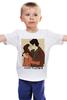 """Детская футболка классическая унисекс """"Happy Together """" - любовь, 14 февраля, kiss, поцелуй, влюбленные"""