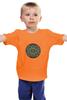 """Детская футболка """"Мандала"""" - рисунок"""