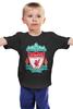 """Детская футболка """"Liverpool (Ливерпуль)"""" - football, uk, ливерпуль, liverpool, футбольный клуб"""