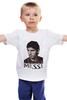 "Детская футболка классическая унисекс ""messi"" - футбол, спорт, barcelona, messi, месси, lionel messi, барселона, лео, barca"