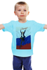 """Детская футболка классическая унисекс """"Поклонская"""" - москва, россия, путин, крым, поклонская"""