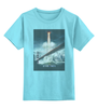"""Детская футболка классическая унисекс """"Star Trek / Звездный Путь"""" - кино, star trek, звездный путь, афиша, kinoart"""