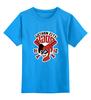 """Детская футболка классическая унисекс """"Харли Квинн (Harley Quinn)"""" - харли квинн, harley quinn, gotham city, готэм-сити"""
