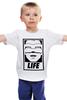 """Детская футболка классическая унисекс """"Кайл Райнер (Зелёный Фонарь)"""" - зелёный фонарь, кайл райнер"""