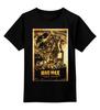 "Детская футболка классическая унисекс ""Mad Max / Безумный Макс"" - афиша, mad max, безумный макс, kinoart, fury road"