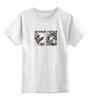 """Детская футболка классическая унисекс """"Загибай гвозди"""" - ссср, плакат"""