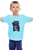 """Детская футболка """"Манэки-Нэко (Кот Счастья)"""" - cat, кот счастья, манэки-нэко"""