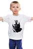 """Детская футболка классическая унисекс """"Суперзлодей комиксов - Бэйн"""" - batman, супергерой, бэйн, bane, бэтман, суперзлодей, темный рыцарь"""