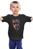 "Детская футболка классическая унисекс ""Terminator Genisys"" - робот, шварценеггер, терминатор, the terminator, kinoart"