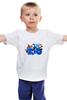 """Детская футболка """"Rio All Stars"""" - рио, rio, brazil"""