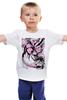 """Детская футболка классическая унисекс """"Flowers"""""""