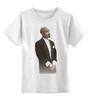 """Детская футболка классическая унисекс """"2Pac Shakur """" - rap, hip-hop, 2pac, тупак шакур, tupac shakur, outlawz, thug life, классическая, 2pac shakur"""
