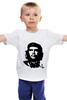 """Детская футболка классическая унисекс """"Viva la revolucion!"""" - че, че гевара, che, революционер, che guevara"""