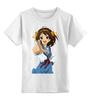 """Детская футболка классическая унисекс """"Suzumiya Haruhi (OBEY)"""" - аниме, анимэ, подчинись, suzumiya, haruhi"""