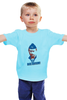 """Детская футболка """"Путин все путем"""" - путин, putin"""