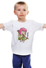 """Детская футболка классическая унисекс """"Лучница (Clash of Сlans)"""" - столкновение кланов, clash of сlans"""
