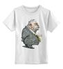 """Детская футболка классическая унисекс """"Грозный жириновский """" - россия, политика, жириновский, лдпр, дипутат"""