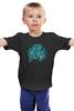 """Детская футболка """"Ктулху"""" - ктулху, осьминог, cthulhu, лавкрафт, lovecraft"""