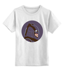 "Детская футболка классическая унисекс ""Бэтмен против Супермена"" - superman, супермен, batman, бэтмен"