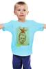 """Детская футболка """"Жириновский"""" - звезда, партия, жириновский, лдпр"""