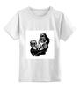 """Детская футболка классическая унисекс """"Darth Vader и Слон"""" - star wars, darth vader, звездные воины, люк"""
