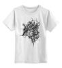 """Детская футболка классическая унисекс """"sdis"""""""